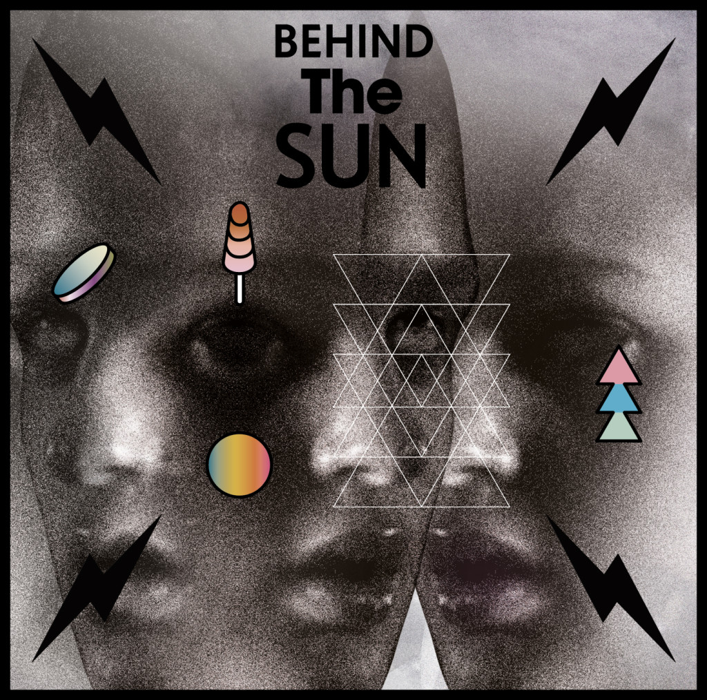 Behind The Sun cover front