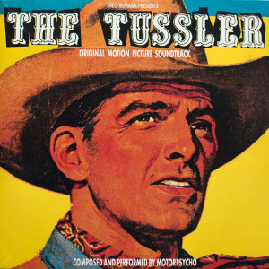 The Tussler cover front