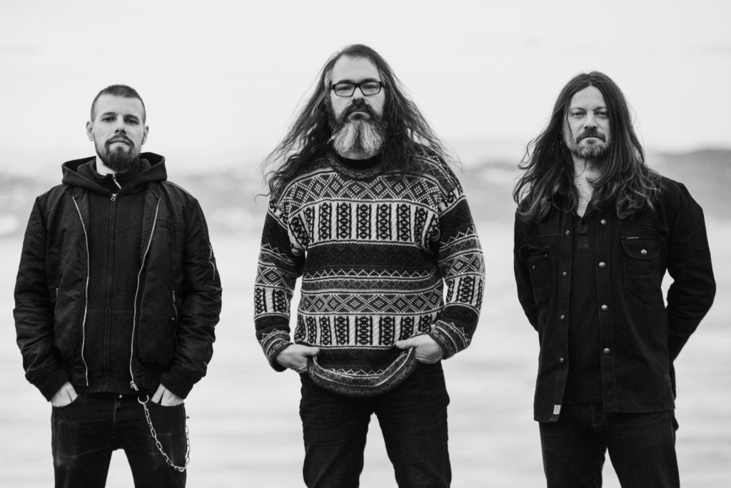 Motorpsycho band photo 2017