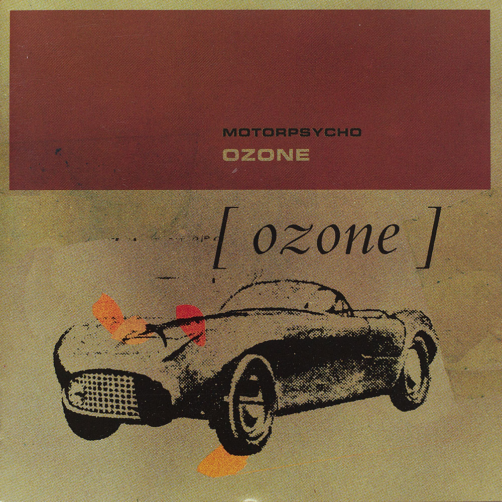 Ozone cover front