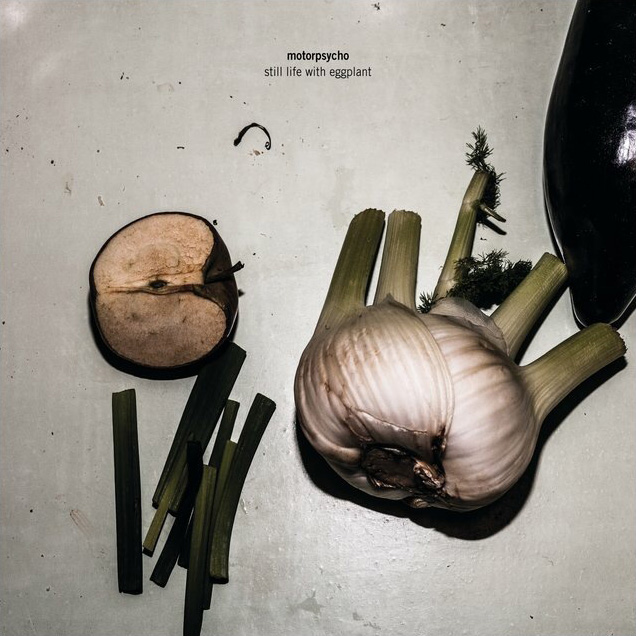 Still Life With Eggplant cover front