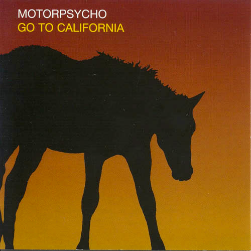 Go To California cover front