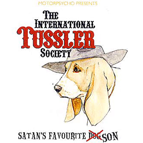 Satan's Favourite Son cover front