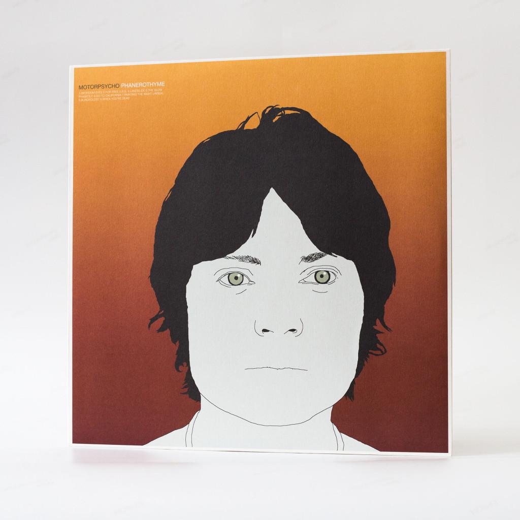 Motorpsycho Phanerothyme LP