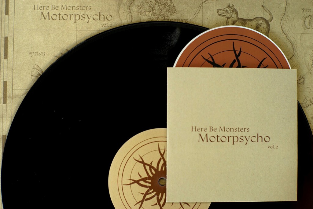 Motorpsycho - Here Be Monsters vol. 2