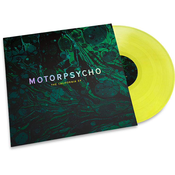 Motorpsycho - The California EP