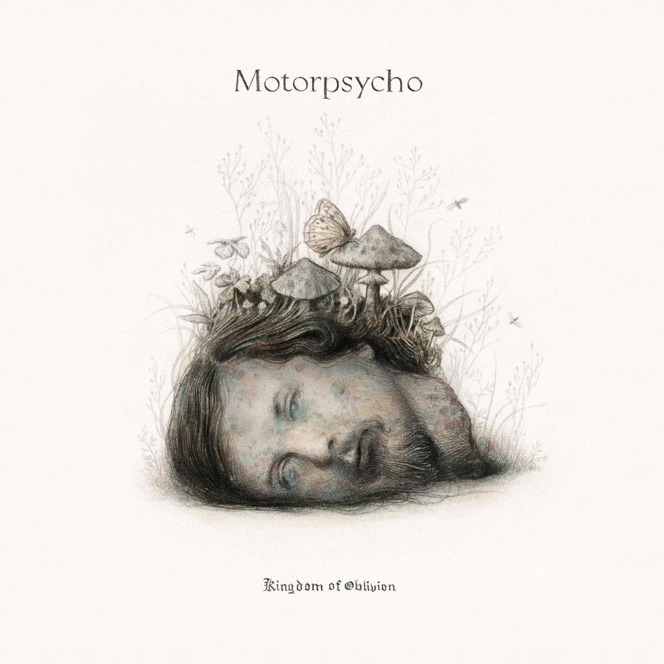 Motorpsycho - Kingdom of Oblivion cover art